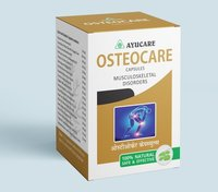 Ayurvedic Joint Pain Relief Osteocare Capsule For Rheumatoid Arthritis