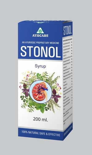 Ayurvedic Stone Remover Stonol Syrup For Urinary & Kidney Stone