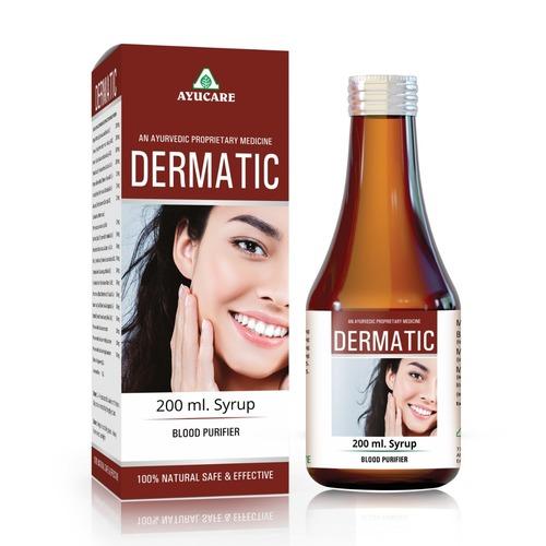 Ayurvedic Blood Purifier Dermatic Syrup