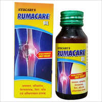 Ayurvedic Pain Relief Oil Rumacare Oil for Joint Pain & Muscle Pain