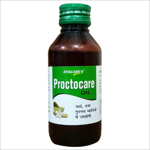 Proctocare Oil