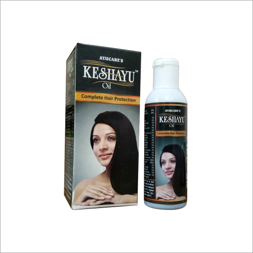 Ayurvedic Hair Growth Oil Keshayu Hair Oil For Hair Fall