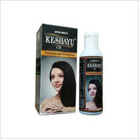 Ayurvedic Hair Growth Oil Keshayu Hair Oil For Hair Fall