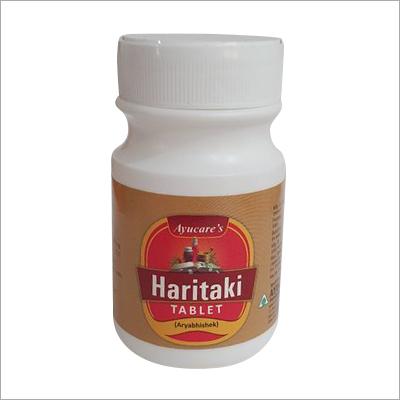 Ayurvedic Laxative Haritaki (Harde) Tablet