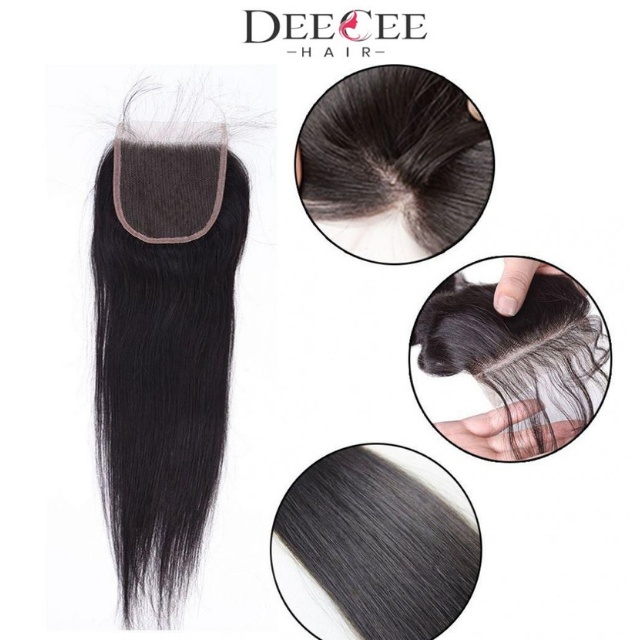 Lace Closure Indian Hair Closure