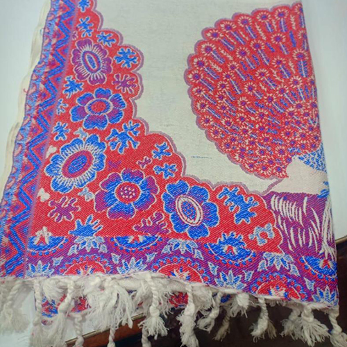 Ladies Warm Shawl
