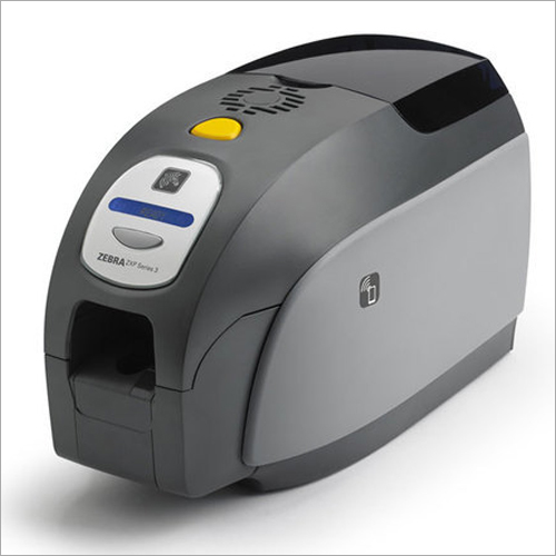Zebra ZXP3 Aadhar Card Printer