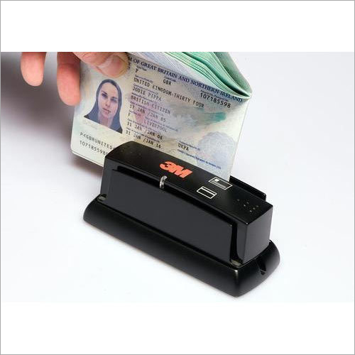 Identification Document Reader