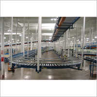 High Spin Conveyor