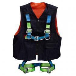 Denim Jacket Harness
