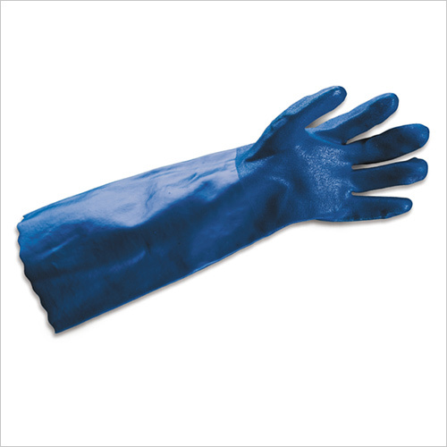 Udyogi PVC Guntlet Gloves