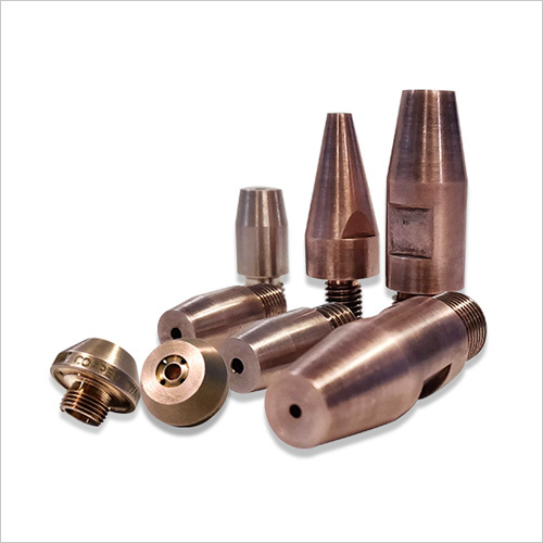 Welding Tips And Plzsma Nozzles