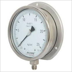 Weather Proof Pressure Gauges