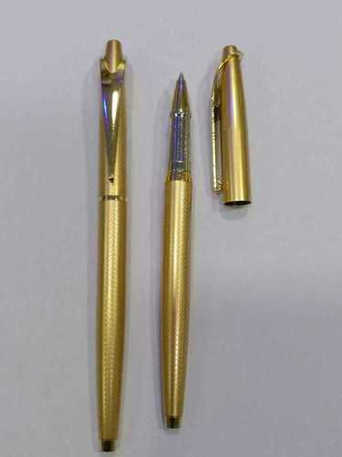 Gold Plated Pen