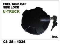Fuel Tank Cap Side Lock U Truck