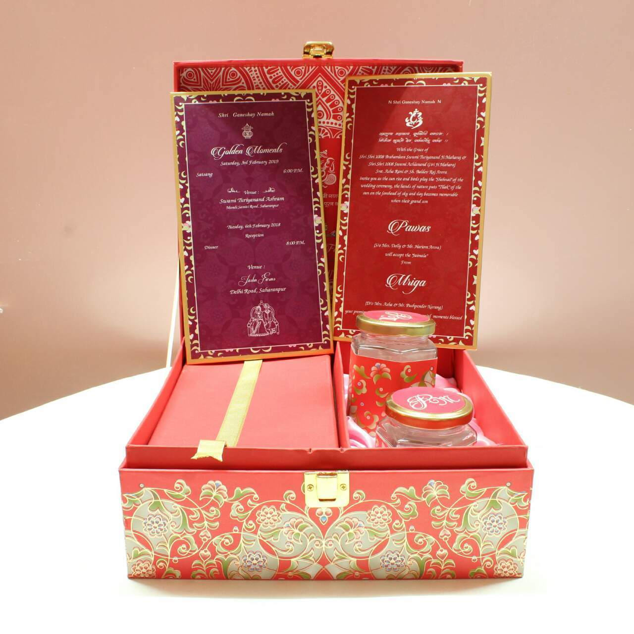 Luxury Wedding Box