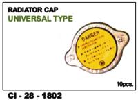 Radiator Cap Universal Type (cinew)