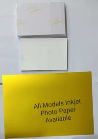 Ultra Hi- Glossy Water Proof Photo Paper