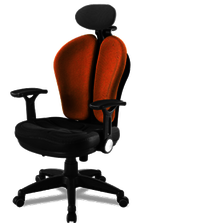 Duo Updown Revolving Chair