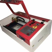 3020 mini CO2 laser cnc machine for cutting and engraving