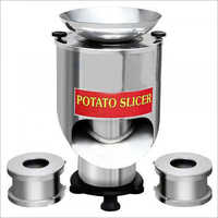 3 Die Potato Slicer