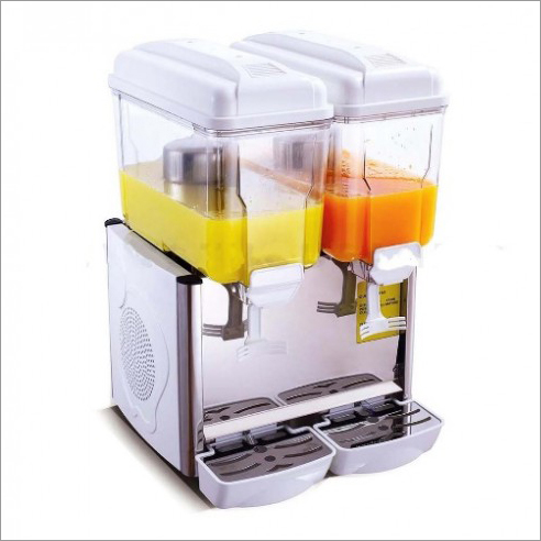 Juice Dispenser  2 Tank