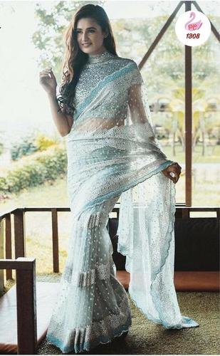 Exclusive Stylish Fancy Saree