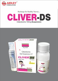 Cefpodoxime 100Mg/5ml (Dry Syrup)