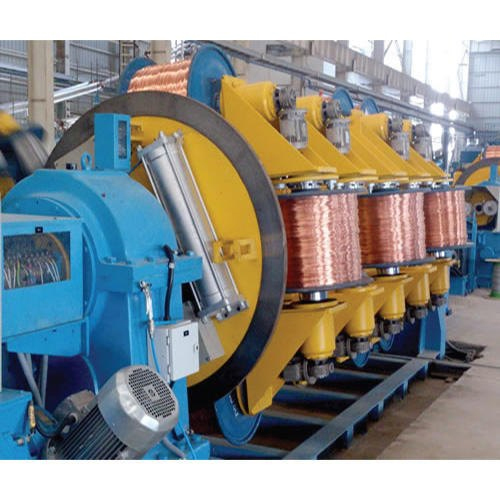 Armour Cable Machines