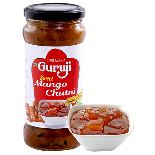 Pickle And Chutney