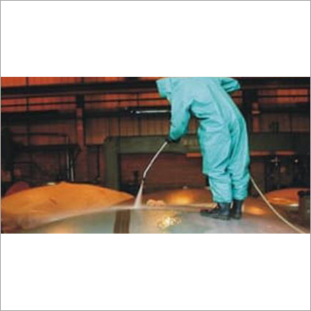 Oil Cleaner for metal surface