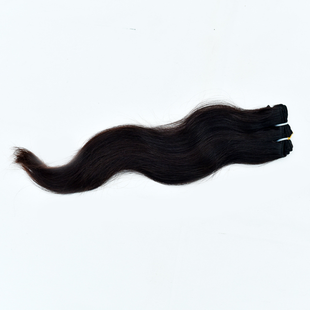 Indian Wave Human Hair Weave, Remy Hair