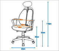 New Trans Revolving Chair