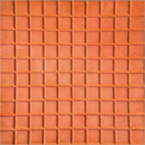 Chequred tiles