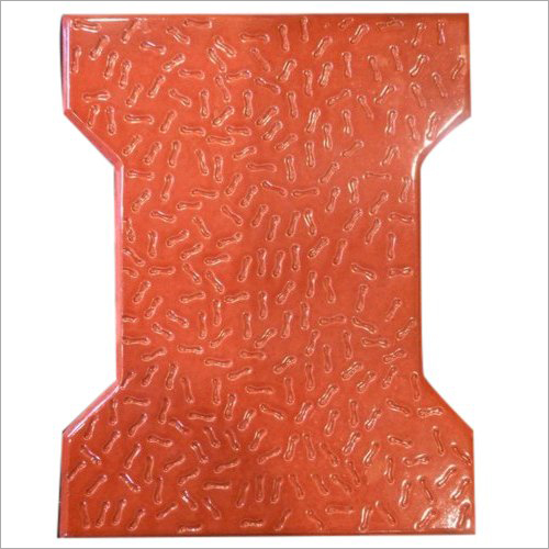 I Shape Texture Paver Block