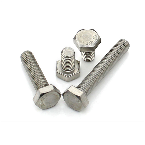 MS Hex Nut Bolt