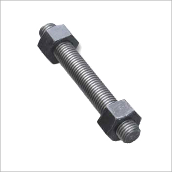Plain Finish Stud Bolt