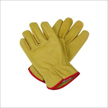 Knitted Cotton Hand Safety Gloves