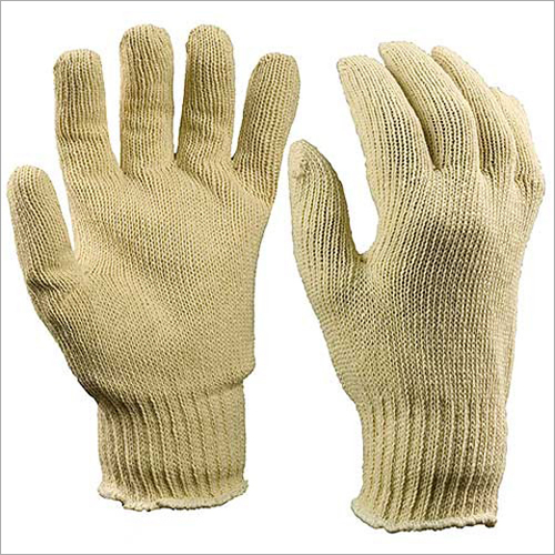 Knitted Cotton Heat Protective Gloves