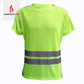 EN20471 Knitted Flame Resistant Hi isibility Shirt