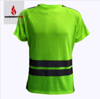 EN20471 Knitted Flame Resistant T-Shirt