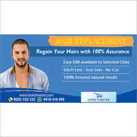 100 Percent Assurance Hair Replacement
