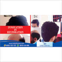Hair Innovation in Restoration