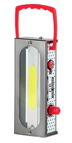 C-6 solar Rechargeable Emergency light