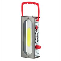 C-6 solar Rechargeable Emergency Light