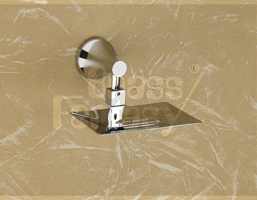 Brass Soap Dish Sheet