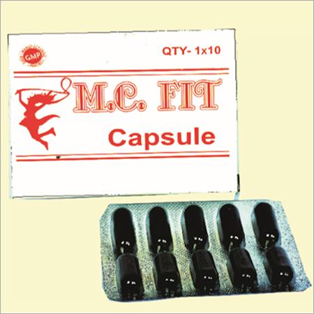 M.C. Fit Capsule