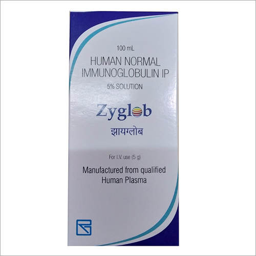100 ml Human Normal Immunoglobulin