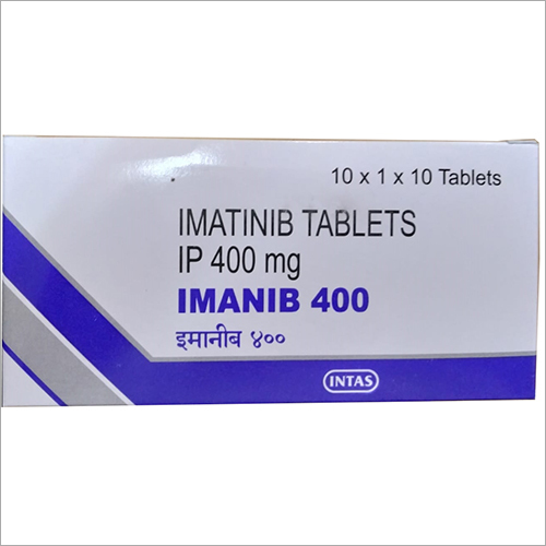 400 mg Imatinib Tablets
