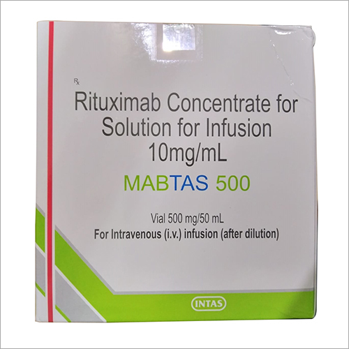 10 mg-ml Rituximab Concentrate for Solution for Infusion